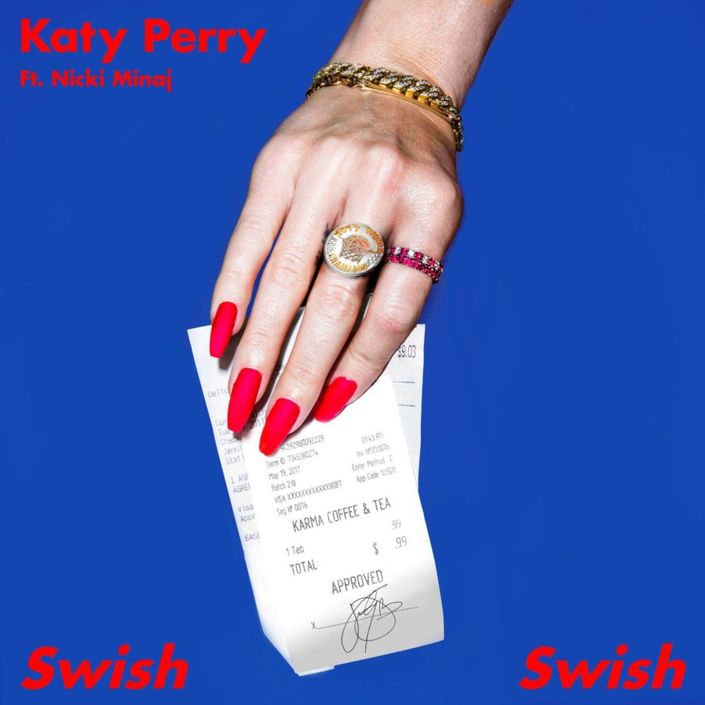 Katy Perry – Swish swish
