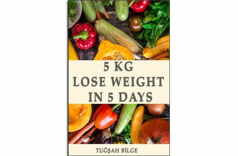 5 kg lose weight in 5 days