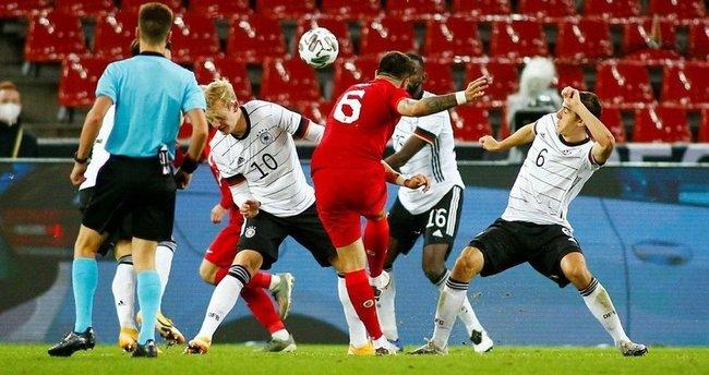 Ozan Tufan'dan Almanya'ya nefis gol