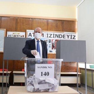 KKTC'de Cumhurbaşkanlığı seçiminde resmi olmayan sonuçlar açıklandı