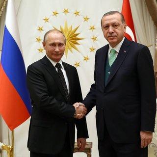 Son dakika: Başkan Erdoğan Putin ile görüştü