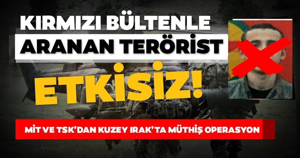 Son dakika: PKK'ya ağır darbe; Sözde özel güç sorumlusu öldürüldü